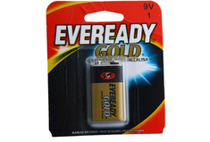 BATERIA ALCALINA 9V EVEREADY